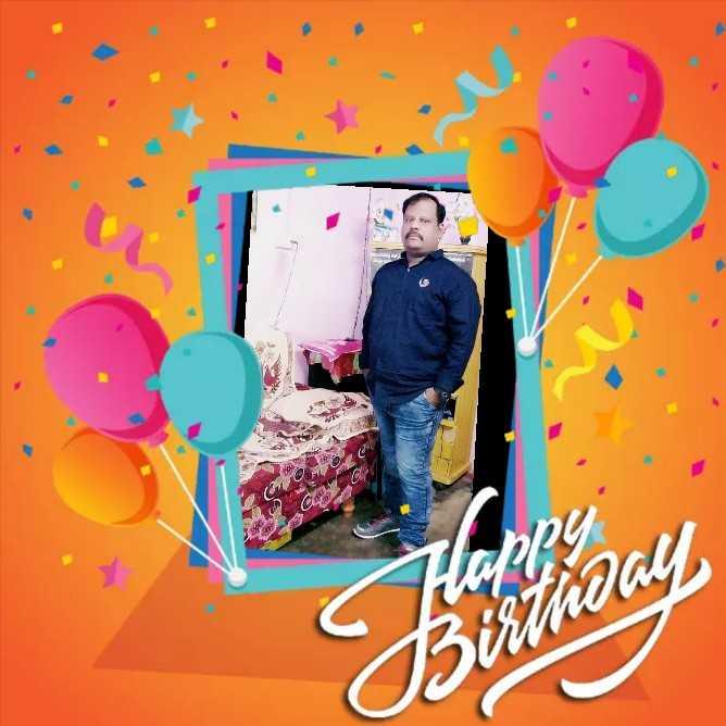 🎂పుట్టిన రోజు - ore ( M Car Hapball Birthday - ShareChat