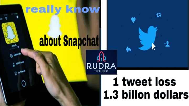 🥳ప్రతిరోజూ పండగే - really know about Snapchat 8 Add Friends RUDRA TECH INFO . My Friends 1 tweet loss 1 . 3 billon dollars - ShareChat