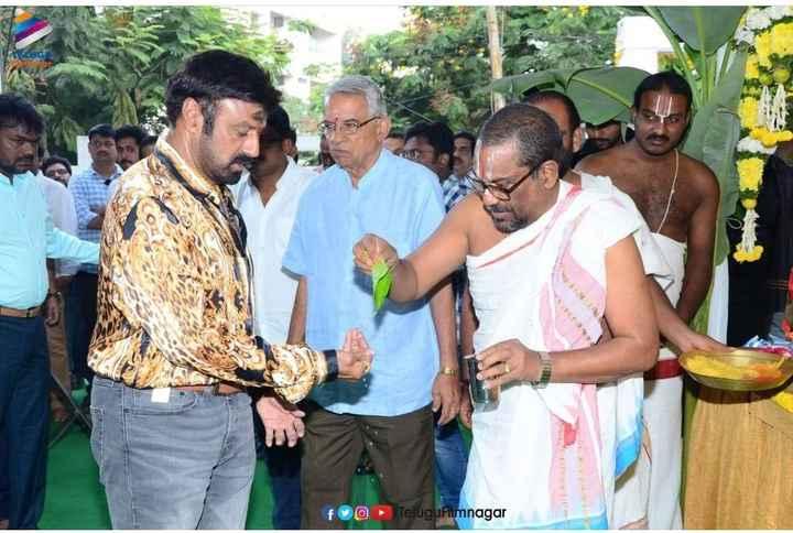 😎బాలకృష్ణ బోయపాటి సినిమా - 11 90 TeluguFilmnagar - ShareChat