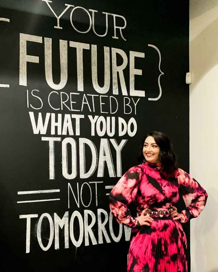 మొటివేషన్ స్పీచ్ - - YOUR _ FUTURE IS CREATED BY - WHAT YOU DO TODAY = NOTE 3 TOMORROS - ShareChat