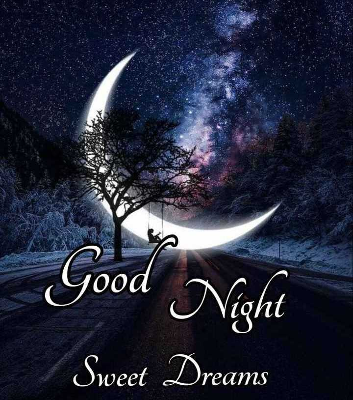 😴శుభరాత్రి - yood Good Night Sweet Dreams - ShareChat