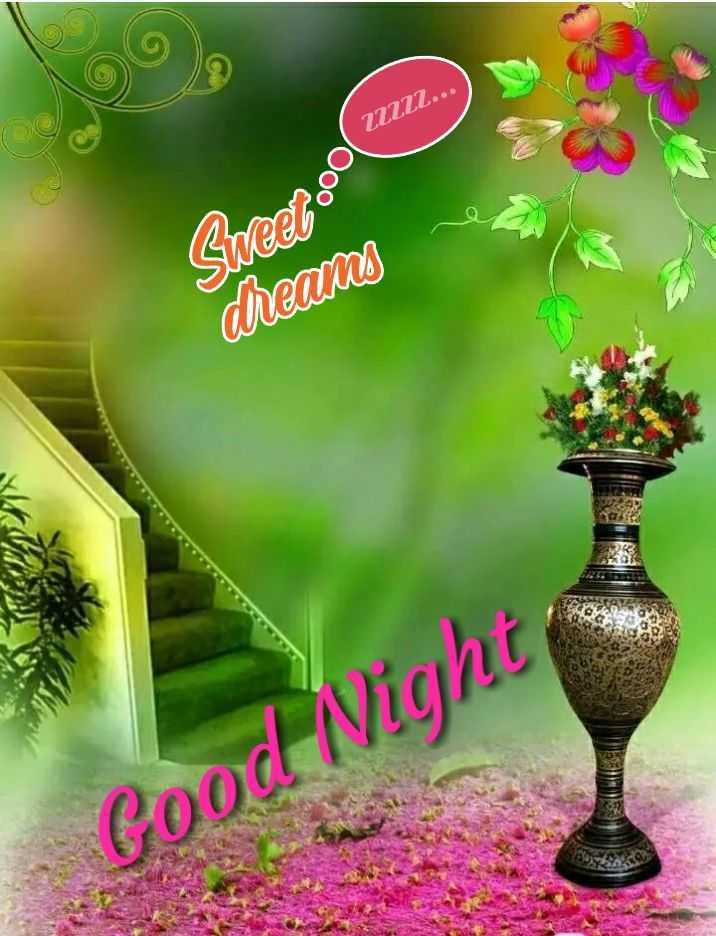 😴శుభరాత్రి - ZZZZZ . . . Sweetcom dreams Good Wight - ShareChat
