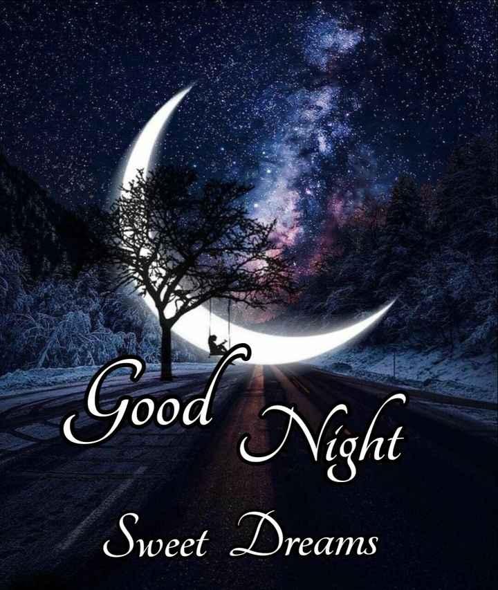 😴శుభరాత్రి - Good a Night Sweet Dreams - ShareChat