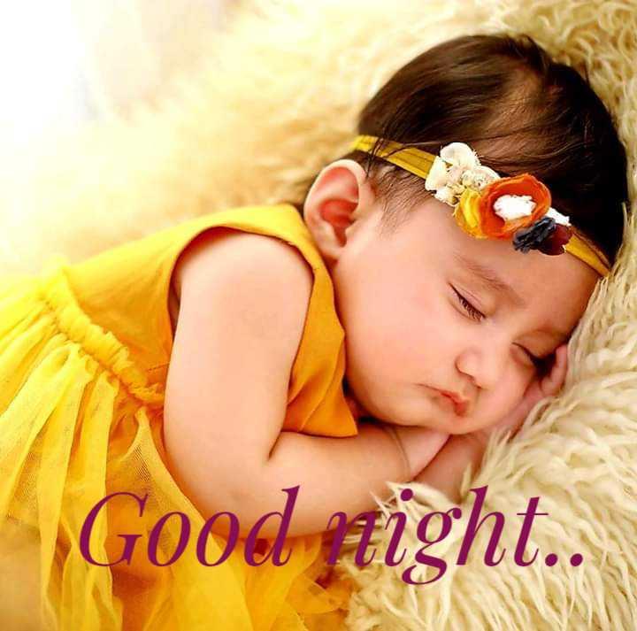 😴శుభరాత్రి - Good night . . - ShareChat