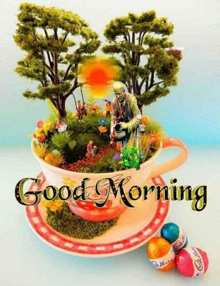 🙏శుభాకాంక్షలు - Good Morning Cayout - ShareChat