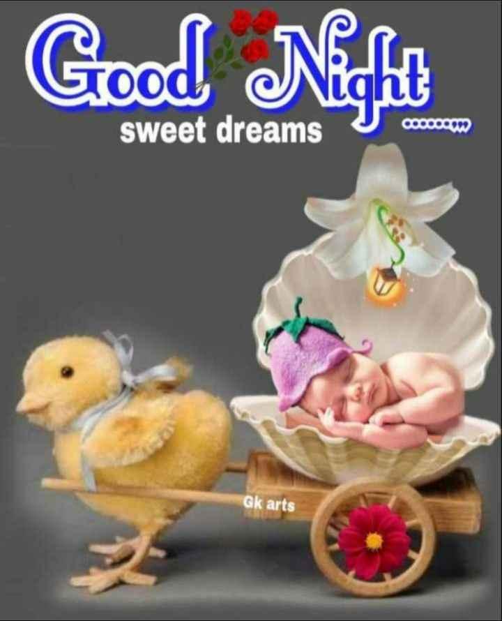 🙏శుభాకాంక్షలు - Good Nelli sweet dreams Coocoom Gk arts - ShareChat