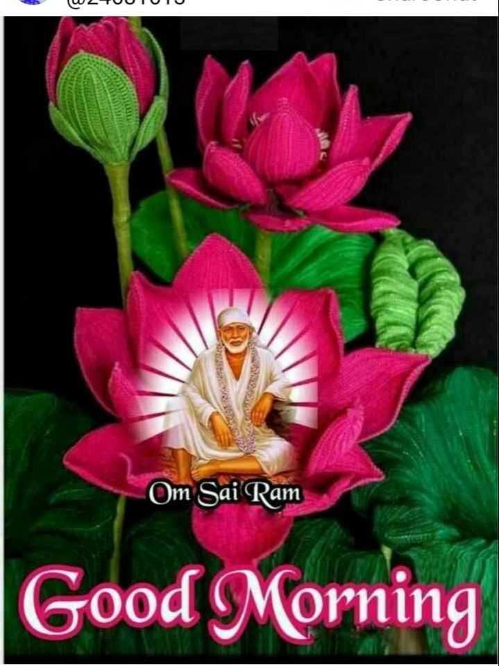 🙏శుభాకాంక్షలు - W2 TOOTOTO Om Sai Ram Good Morning - ShareChat