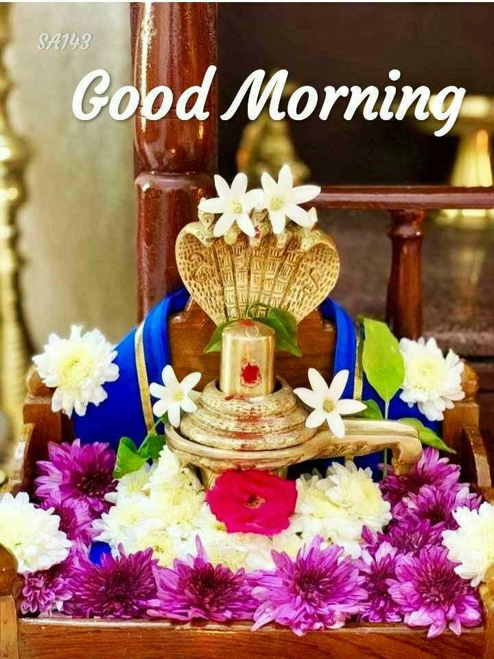 🌅శుభోదయం - S4943 Good Morning - ShareChat