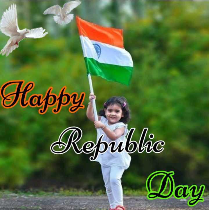 🎉ಗಣರಾಜ್ಯೋತ್ಸವ ಆಚರಣೆ - Happy a Republic Day - ShareChat