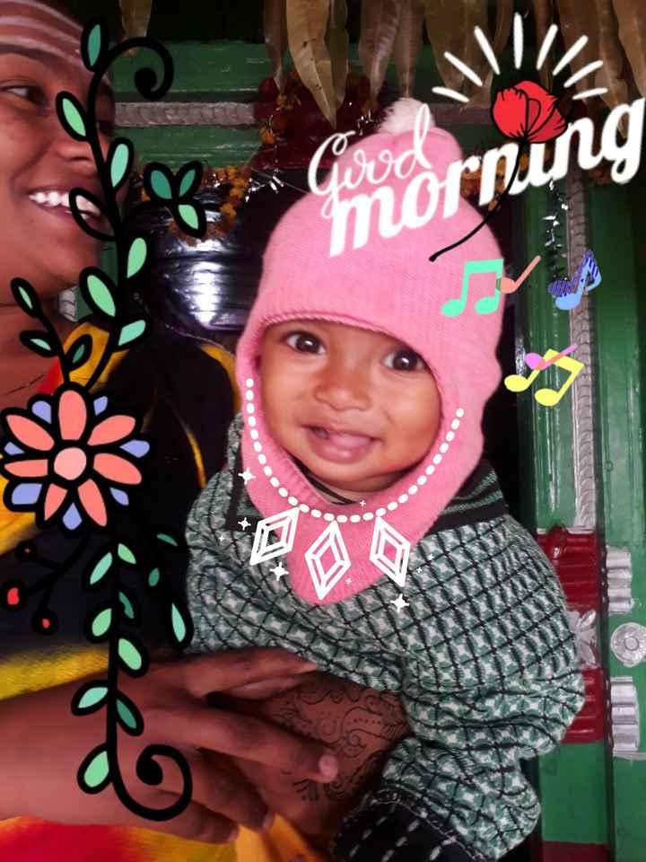 🎂 ಜೂನಿಯರ್ ಡಿ-ಬಾಸ್ ಹುಟ್ಟುಹಬ್ಬ - morning - ShareChat