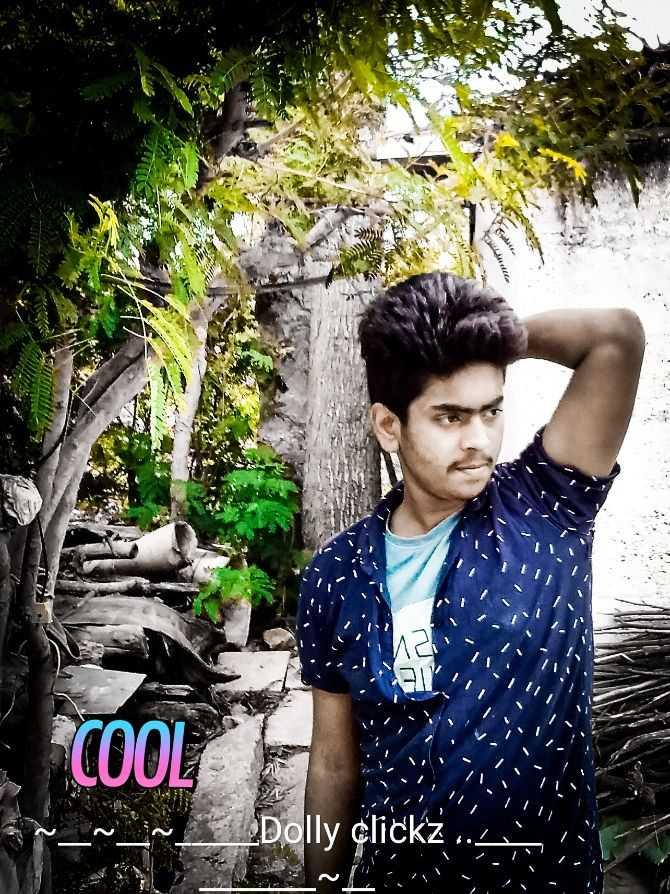 🤳ದಮಯಂತಿ ಚಾಲೆಂಜ್ - COOL Dolly click - ShareChat
