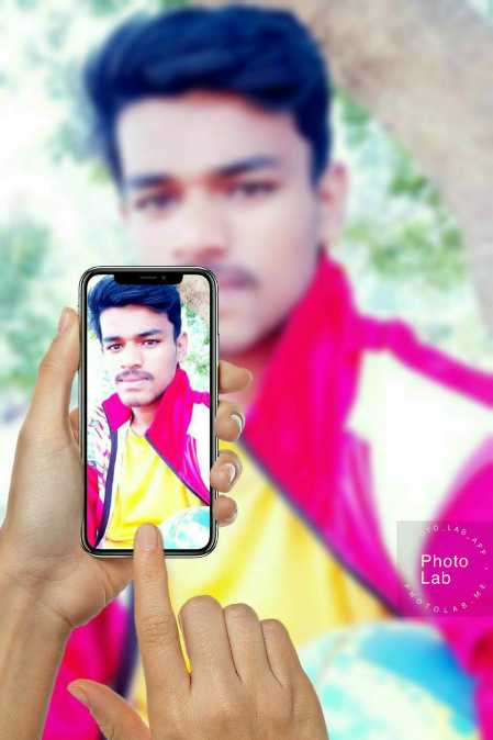 ನನ್ನ Hero - Photo Lab - ShareChat
