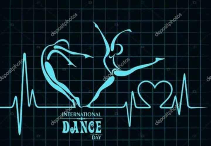 ನೃತ್ಯ - depositphotos depositphotos Sepositphot INTERNATIONAL deposit DANCE DAY - ShareChat