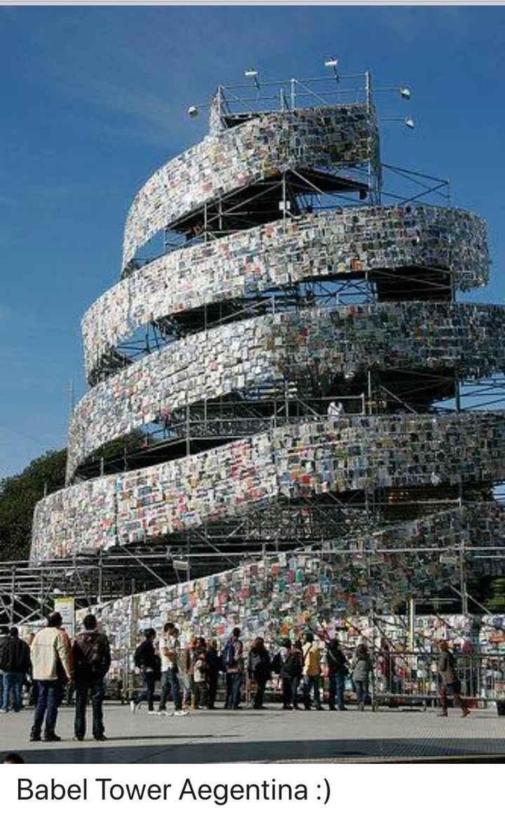 📖 ರಾಷ್ಟ್ರೀಯ ಪತ್ರಿಕಾ ದಿನ - Babel Tower Aegentina : ) - ShareChat