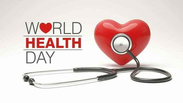 ವಿಶ್ವ ಆರೋಗ್ಯ ದಿನ - WORLD HEALTH DAY - ShareChat
