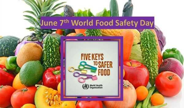 🍲ವಿಶ್ವ ಆಹಾರ ಸುರಕ್ಷತೆ ದಿನ - June 7th World Food Safety Day FIVE KEYS TO SAFER FOOD ( ) World Health Organisation - ShareChat
