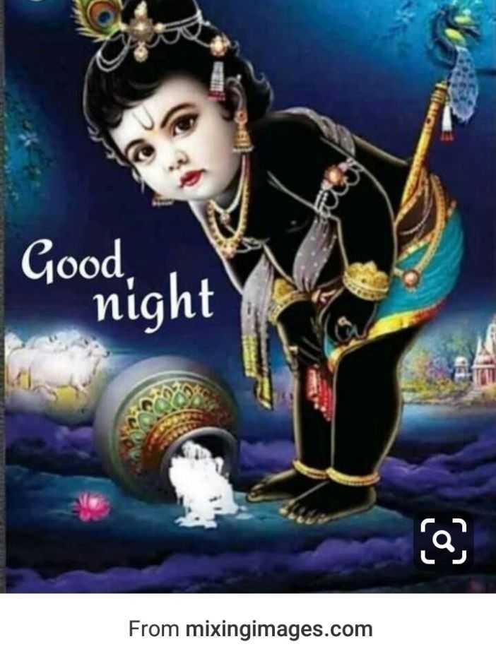 🌛ಶುಭ  ರಾತ್ರಿ🌜 - Good night From mixingimages . com - ShareChat