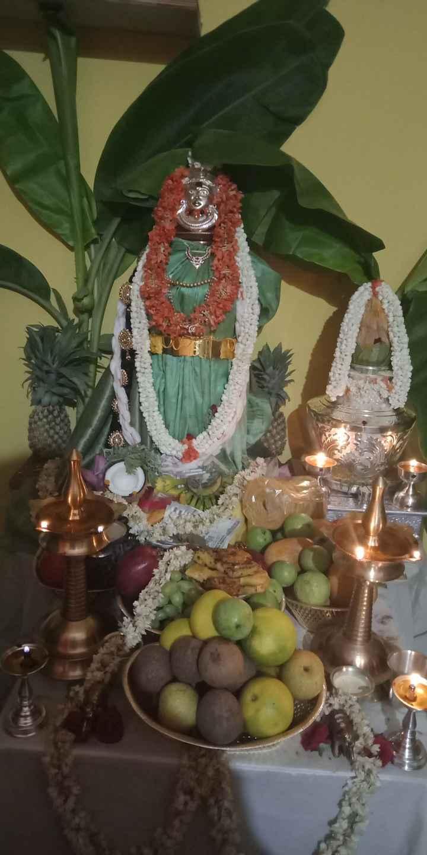 🙏 ಶ್ರೀ ವರಮಹಾಲಕ್ಷ್ಮಿ ಹಬ್ಬ - SOU - ShareChat
