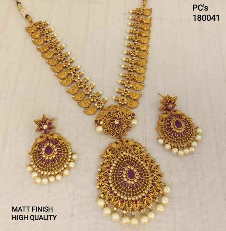 💍 ആഭരണങ്ങള്‍ - PC ' s 180041 MATT FINISH HIGH QUALITY - ShareChat