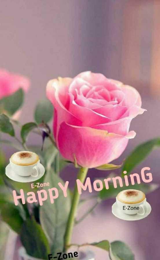 🌞 ഗുഡ് മോണിംഗ് - E - Zone Happy Morning E - Zone F - Zone - ShareChat