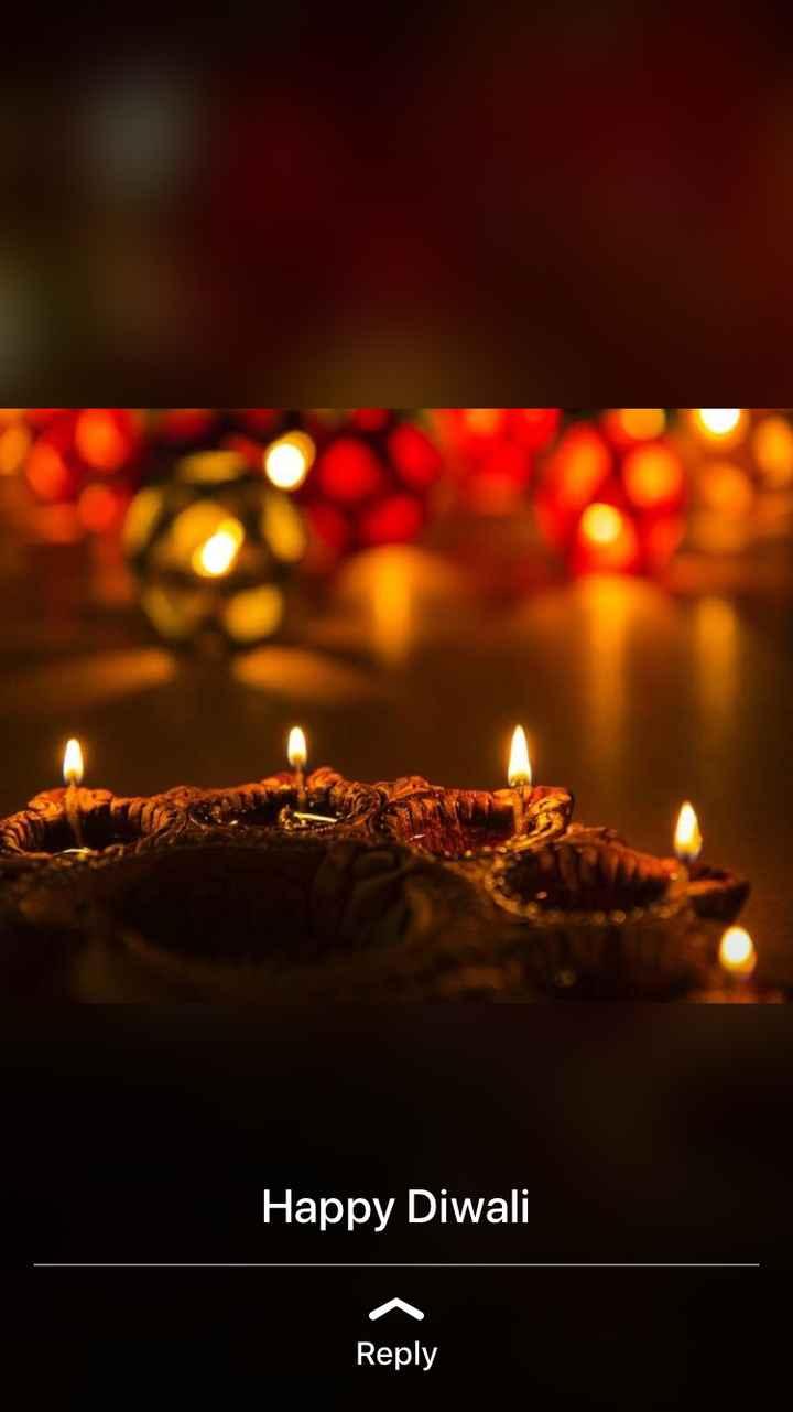 💥ദീപാവലി ആശംസകൾ - Happy Diwali Reply - ShareChat