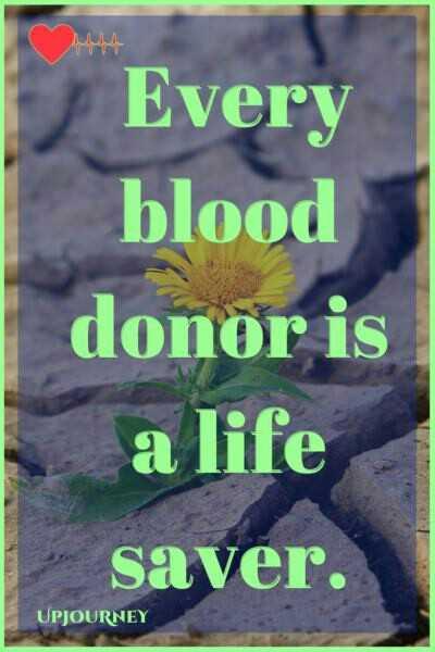 രക്തദാനം മഹാദാനം - Every blood donor is a life saver . UPJOURNEY - ShareChat