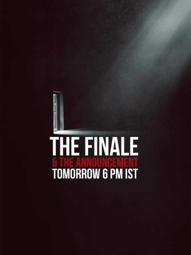 ലാലേട്ടൻ - THE FINALE & THE ANNOUNCEMENT TOMORROW 6 PM IST - ShareChat