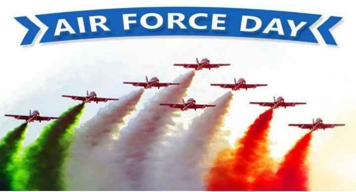 👨✈️ AIR FORCE DAY - ShareChat