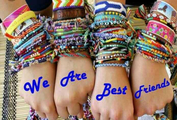 👯♂️ बेस्ट फ्रेंड - D vywy We Are Best Friends A3553 - ShareChat