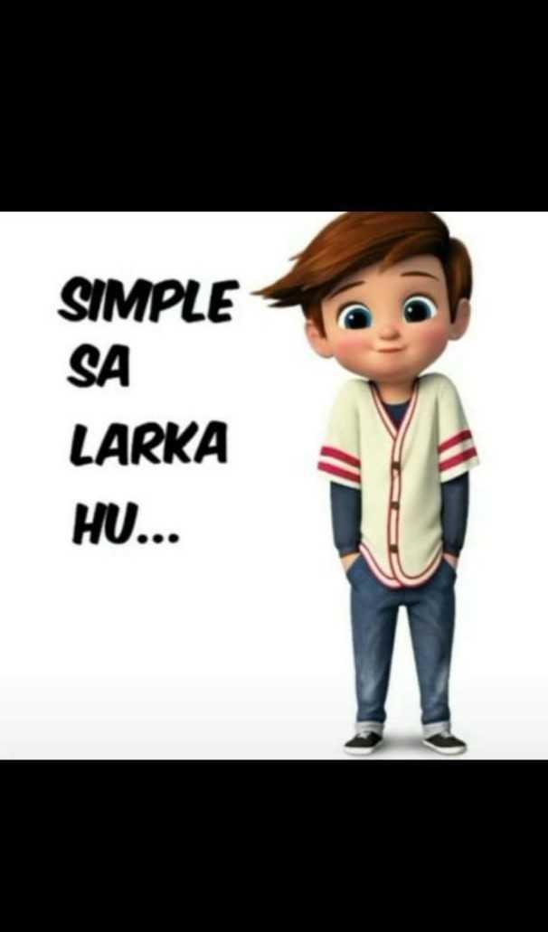 🤼♂️ਕਬੱਡੀ ਲੀਗ ਮੈਚ 2 - SIMPLE SA LARKA HU . . . - ShareChat