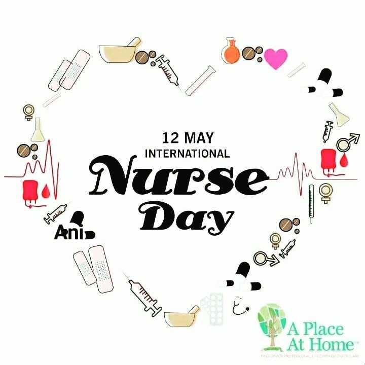 👩⚕️ అంతర్జాతీయ నర్సుల దినోత్సవం🏥 - 12 MAY INTERNATIONAL Nurse Day o POH > a pa LA Place At Home - ShareChat