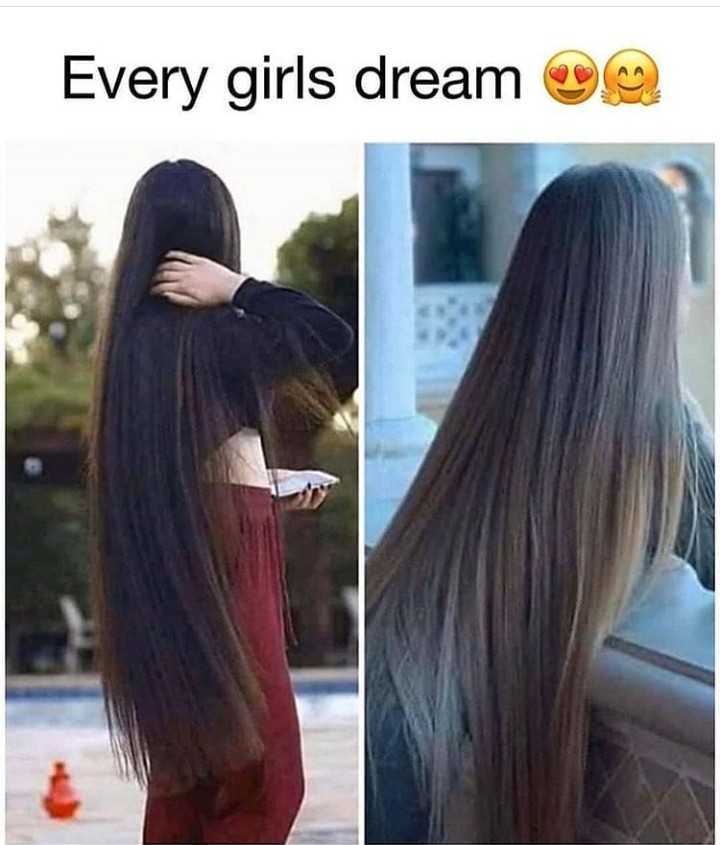 💇‍♂️💇‍♀️ਹੇਅਰਸਟਾਈਲ - Every girls dream OQ - ShareChat