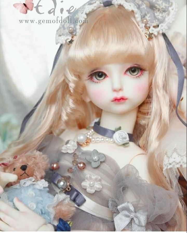 🧚♀️cute dolls - Wedie www . gemofdoll . com - ShareChat