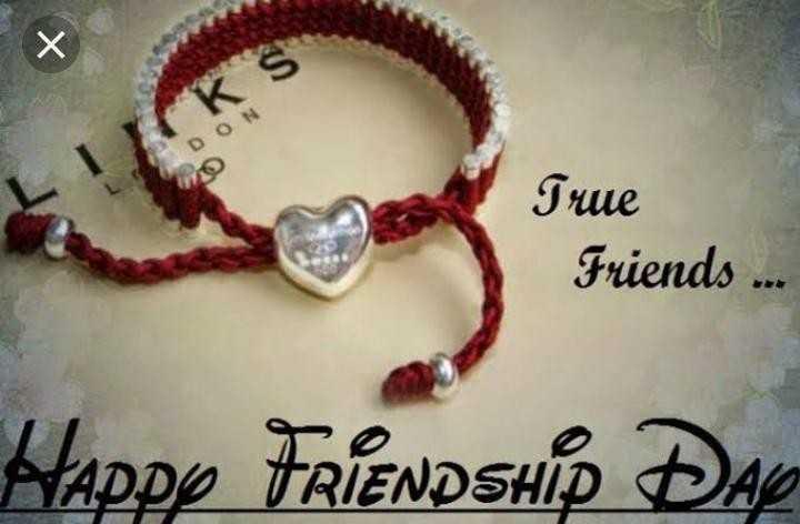 👩🎨WhatsApp प्रोफाइल DP - KS DON True Friends . . . Happy Friendship DAR - ShareChat