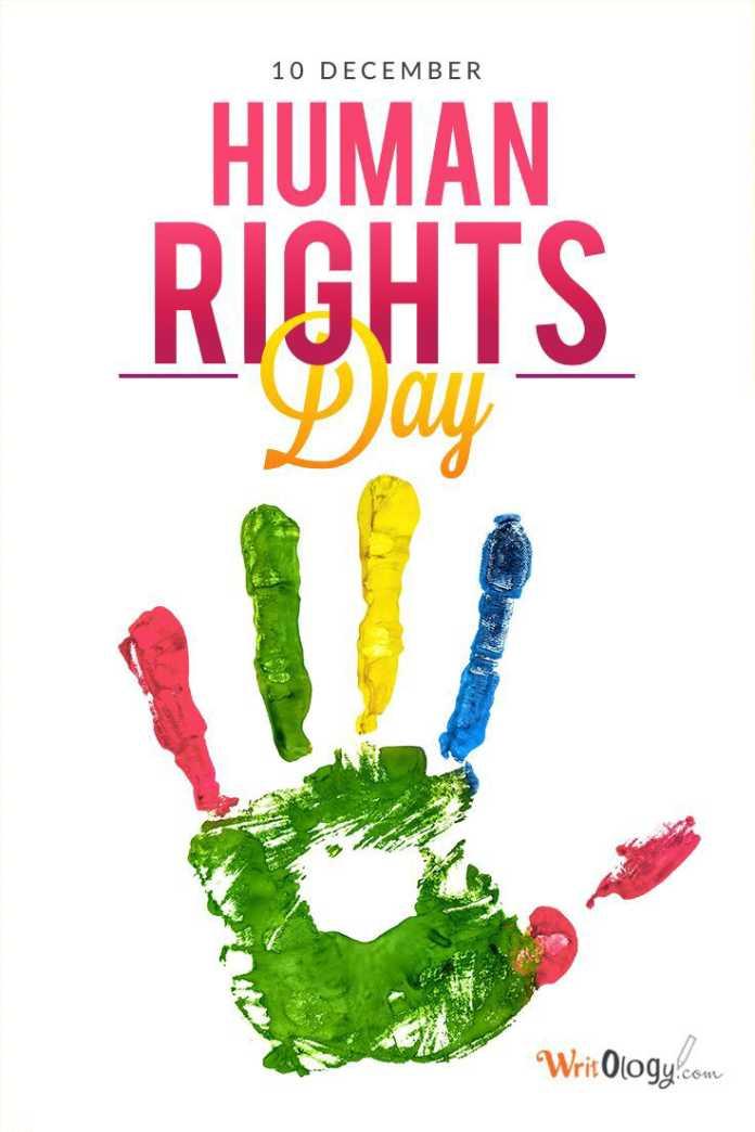 ✋Human Rights Day✋ - 10 DECEMBER HUMAN RIGHTS WritOlogy . com - ShareChat