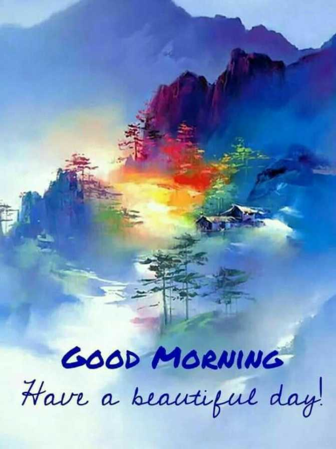 ✒ शायरी - GOOD MORNING Have a beautiful day ! - ShareChat