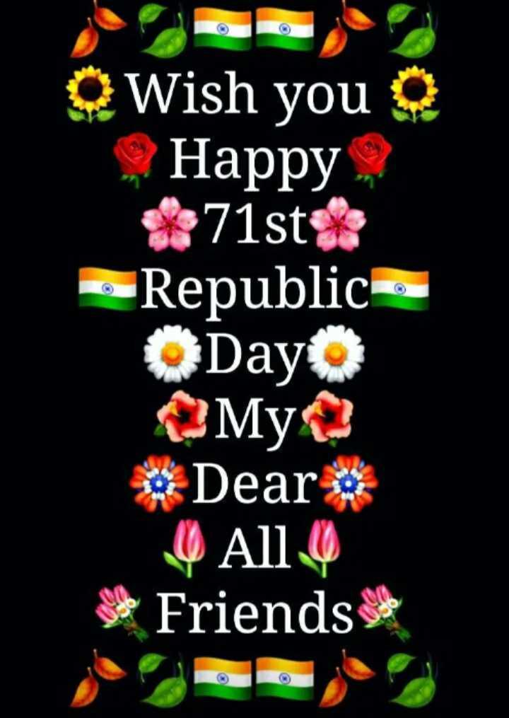 ✨रविवार स्पेशल✨ - O Wish you Q Happy 4371st : Republic Day My ] Dear l All se Friends site - ShareChat