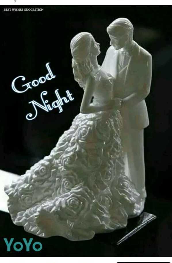 ✨good night✨ - BEST - WISHES - SUGGESTION Good Night YoYo - ShareChat