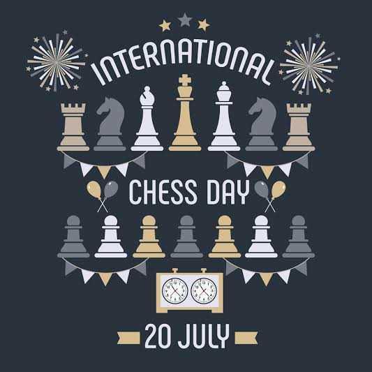 ♟️ ਅੰਤਰਰਾਸ਼ਟਰੀ ਚੈੱਸ ਦਿਵਸ - INTERNATIONAL SVE CHESS DAY 20 JULY - ShareChat