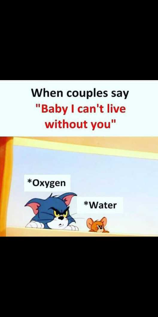 📽️ದಬಾಂಗ್-೩ ರಿಲೀಸ್ - When couples say Baby I can ' t live without you * Oxygen * Water - ShareChat