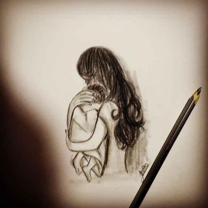 🖌️ഞാൻ വരച്ച ചിത്രങ്ങൾ✏️ - ShareChat
