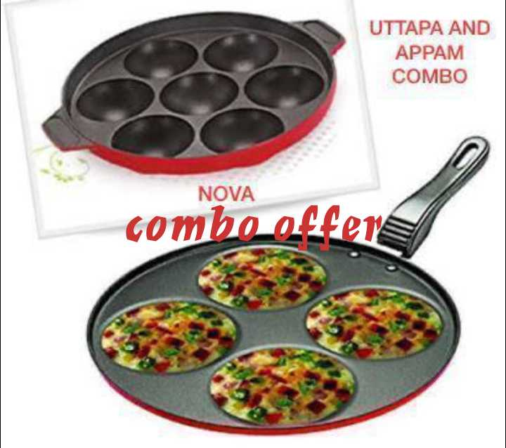 🛍️ Shop - UTTAPA AND APPAM COMBO NOVA combo offers - ShareChat