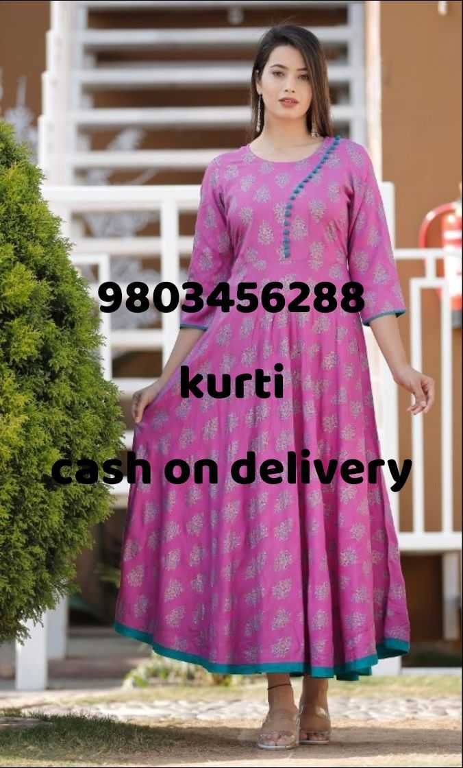 🛍️ Shop - 9803456288 kurti sh on delivery - ShareChat