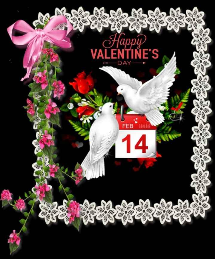 💑 14 Feb - Valentine's Day - Happip VALENTINE ' S DAY FEB 14 - ShareChat