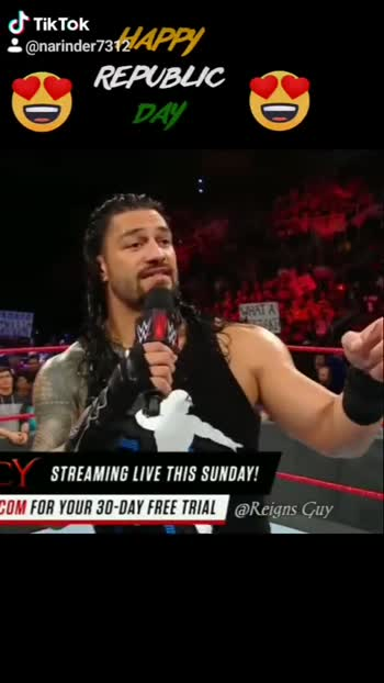 🥊   WWE - ShareChat