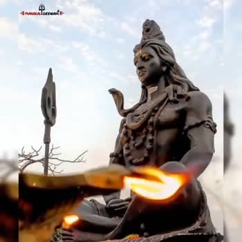 🙏📿महाशिवरात्री video - ShareChat