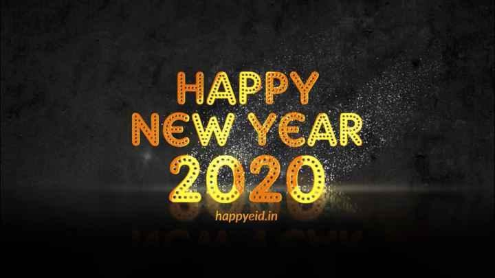 😍2020 आने वाला है - HAPPY NEW YEAR 2020 happyeid . in - ShareChat