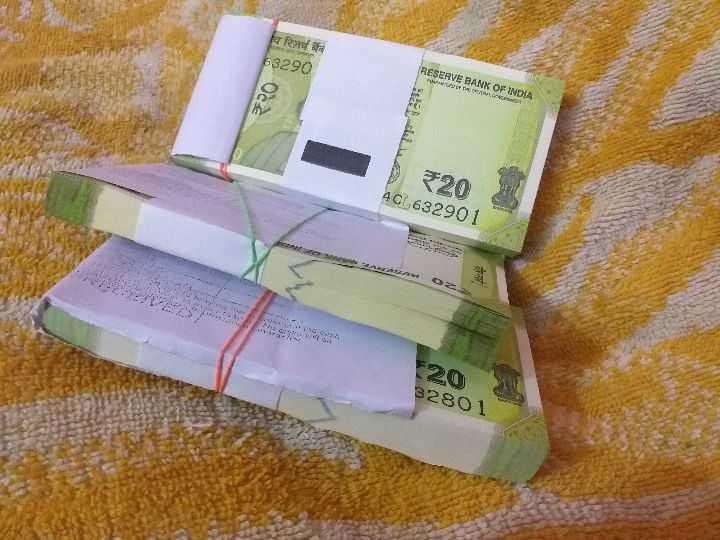 🎉 2020 ਦਾ ਪਹਿਲਾ ਦਿਨ 🎉 - यि रिजर्व बैंक 53290 RESERVE BANK OF INDIA ARMEROINDEN ₹२० ₹20 ACl632901 F20 32801 - ShareChat