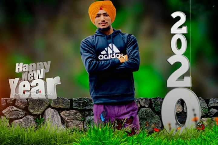 🎉 2020 ਦਾ ਪਹਿਲਾ ਦਿਨ 🎉 - NON Sopipo ( sul Happy New Year WWW . LEAN TIGHETSR . COM WC GE - ShareChat