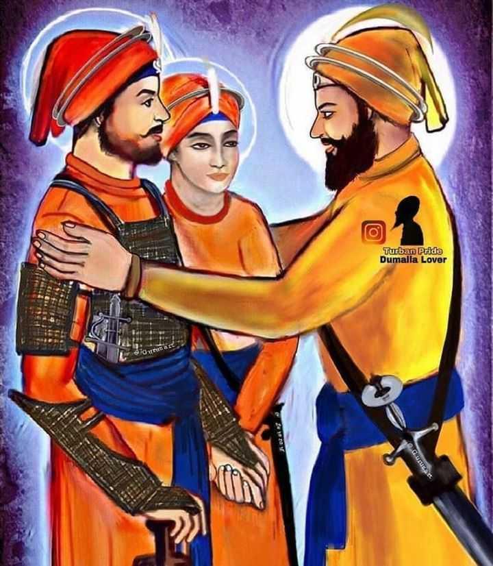 📖 29 ਦਸੰਬਰ - ਸਸਕਾਰ ਮਾਤਾ ਜੀ ਸਾਹਿਬਜ਼ਾਦੇ 🔥 - Turban Pride Dumalla Lover SONO DO - ShareChat